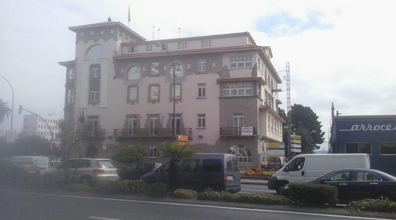 Reforma Delegación Gobierno de Galicia, A Coruña
